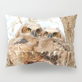 Two peas in a pod Pillow Sham