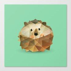 Hedgehog. Canvas Print