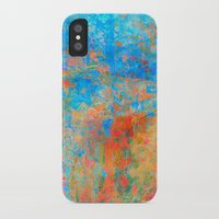 contemporary iPhone & iPod Cases featuring Contemporary Dance  by Fernando Vieira