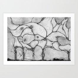 Imago  Art Print