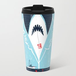 Those Beaches will be Open Travel Mug