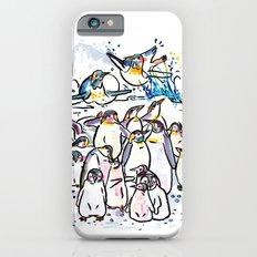 Penguin family iPhone 6s Slim Case