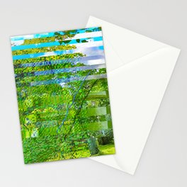 Landscape of My Heart (segment 1) Stationery Cards