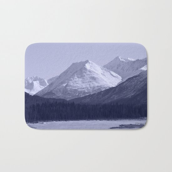 Tern Lake - Mono 1 Bath Mat