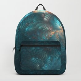 Winter Flower Backpack