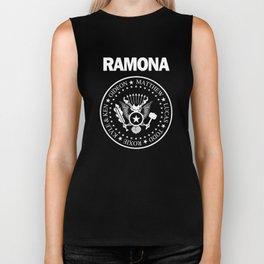 Ramona Biker Tank