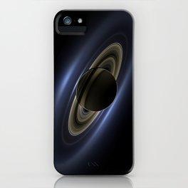 Saturn Love iPhone Case