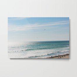 Malibu Dreaming, No. 2 Metal Print