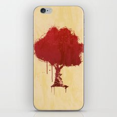 s tree t iPhone & iPod Skin