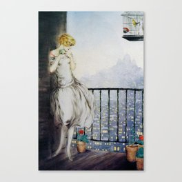 Louise - Digital Remastered Edition Canvas Print