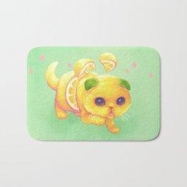 Sweeture: Sourpuss Bath Mat