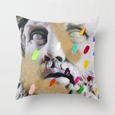 Composition 553 Throw Pillow
