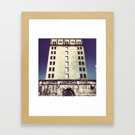 Hotel Grand II Framed Art Print