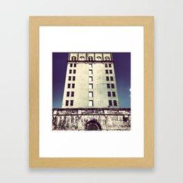 Hotel Grand II Framed Art Print