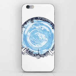 Paronamic NZ iPhone Skin