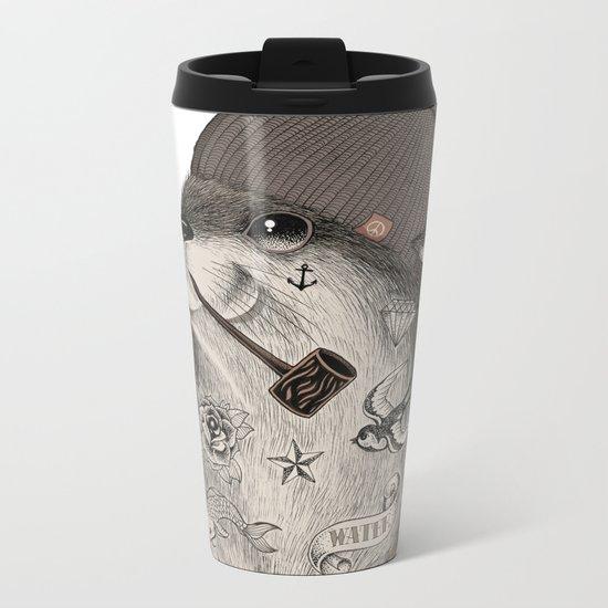 OTTER Metal Travel Mug