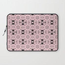 Blushing Bride Pinwheels Laptop Sleeve