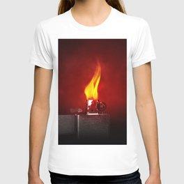 Red Lighter T-shirt
