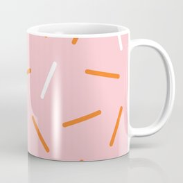 Pink Sprinkles Coffee Mug