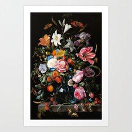 Still Life Floral #2 Art Print