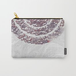 Persian typography Carry-All Pouch