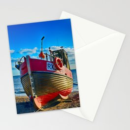 After the catch Stationery Cards