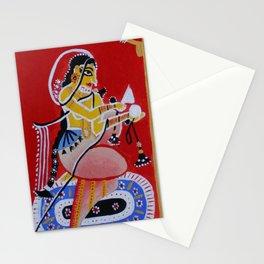 Prayer to Shiva Stationery Cards