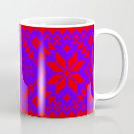 Ugly Holiday Sweater Coffee Mug