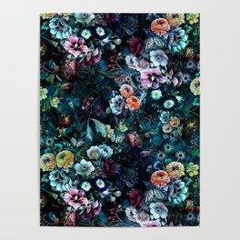 Night Garden Poster