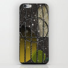 Owl in a Birdcage iPhone & iPod Skin