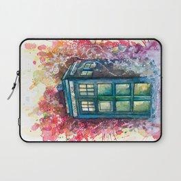 Doctor Who Tardis Laptop Sleeve