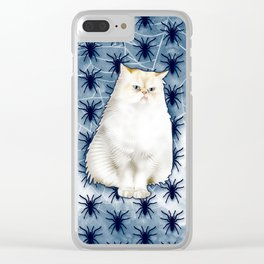 Sully 2017 Spider Clear iPhone Case