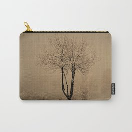 Sepia winter Carry-All Pouch