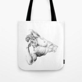 Charles - Nood Dood Tote Bag