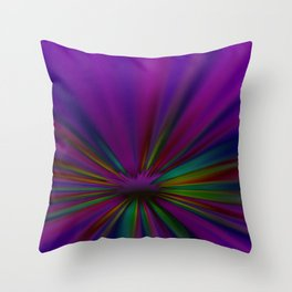 Darklight Throw Pillow