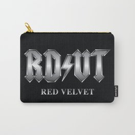 RD/VT RED VELVET Carry-All Pouch