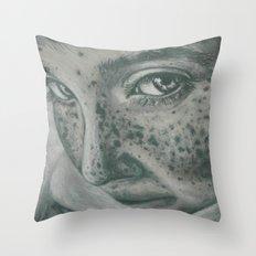 pecas! Throw Pillow