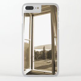 Another window in Tuscany Clear iPhone Case