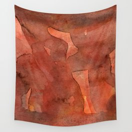 Abstract Nudes Wall Tapestry