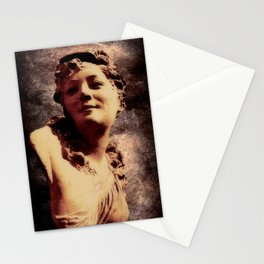 Iron Lady Stationery Cards