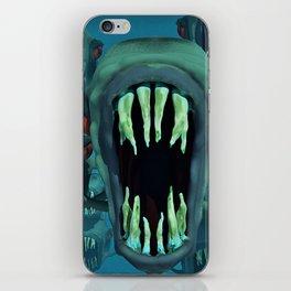 Piranhas Underwater Fish iPhone Skin