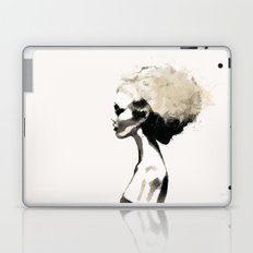 Serene - Digital fashion illustration / painting Laptop & iPad Skin