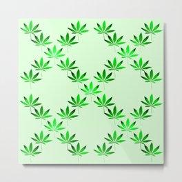 Love that Green.... Metal Print