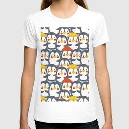Happy Penguin Family T-shirt
