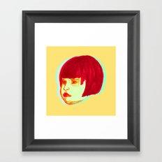 Lil' Trishins Framed Art Print