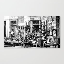 di tutto Canvas Print