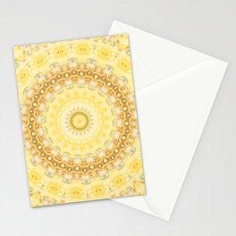 Kaleidoscope , mandala 14 Stationery Cards