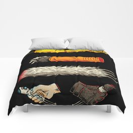 Casualties of Wars Comforters