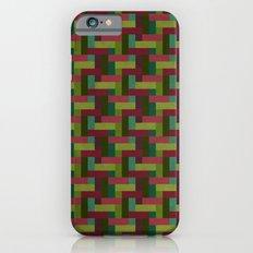 Woven Pixels III Slim Case iPhone 6s