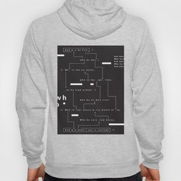 Who By Fire Hoody